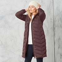 Blancheporte Dlhá bunda s kapucňou čokoládová