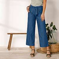 Blancheporte Džínsové široké nohavice denim