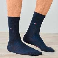 Blancheporte Ponožky Labonal, súprava 2 párov námornická modrá