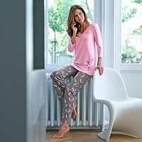 Blancheporte Pyžamo s potlačou vážok potlač vážka