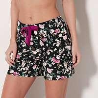 Blancheporte Pyžamové šortky s potlačou kvetín potlač kvety