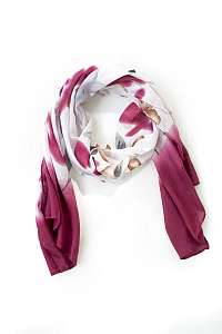 Blancheporte Šatka s kvetinovým vzorom