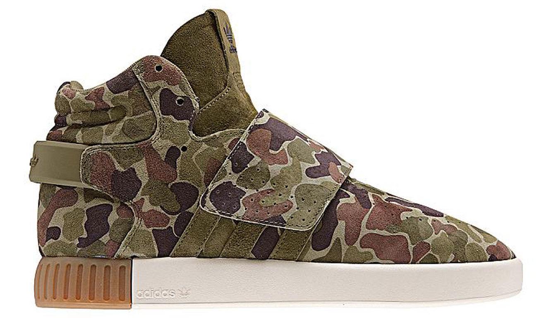Viacfarebné pánske topánky s maskáčovým vzorom  8fb3c4facb8