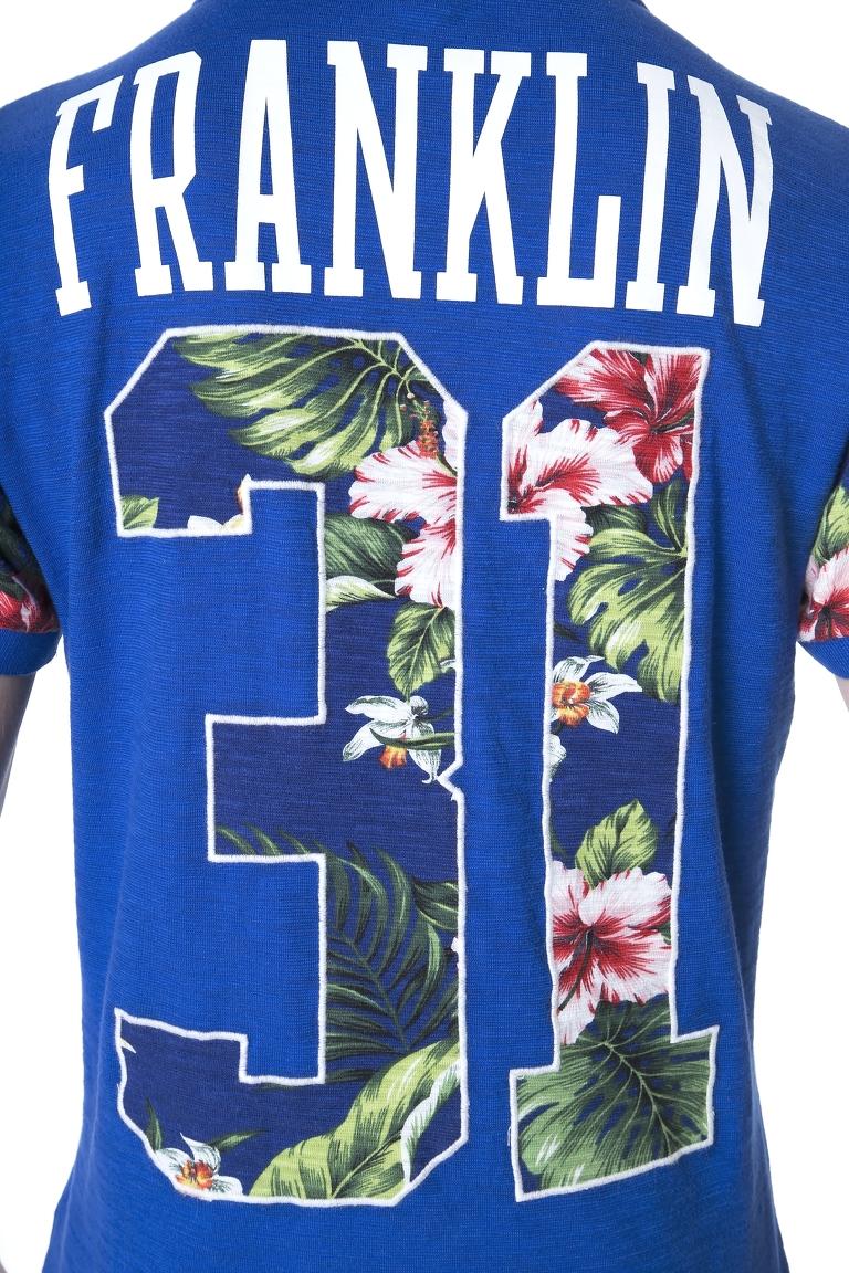 Polo tričko Franklin & Marshall